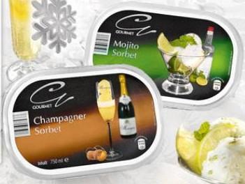 Champaner Sorbet